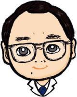 鳥塚歯科医院 理事長イラスト