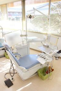 鳥塚歯科医院 診察台